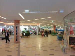 Im Einkaufscenter