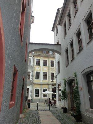 Verbindungsgasse zur Brüderstraße