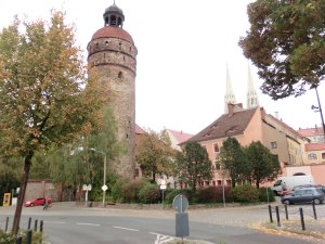 Nikolaiturm am Nikolaiplatz