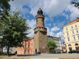 Reichenbacher Turm und das Naturkundemuseum
