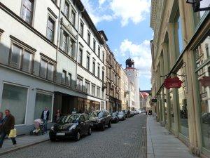 Die Steinstraße